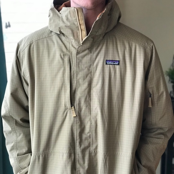 4f482e06b Patagonia men's insulated torrentshell jacket NWOT